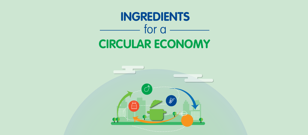 """Ingredients for a Circular Economy"" wins Best Association Publication 2017"