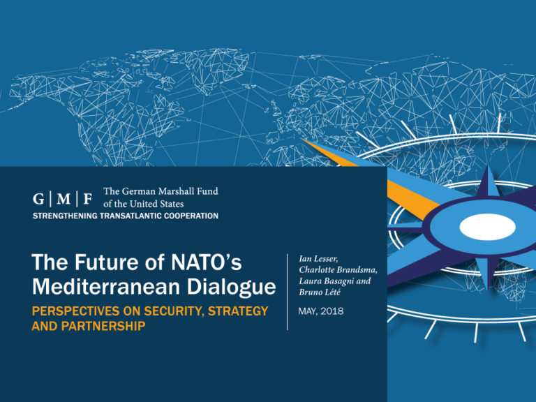 The Future of NATO's Mediterranean Dialogue