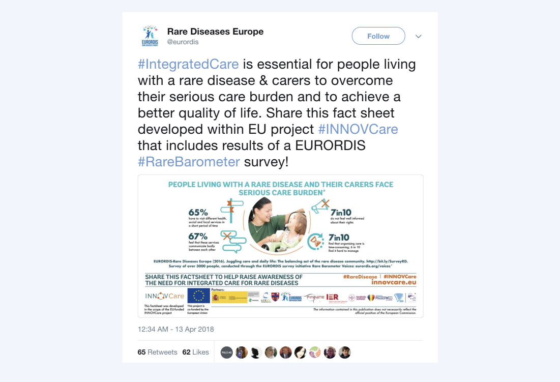Integrated_Care_for_Rare_Diseases_twitter