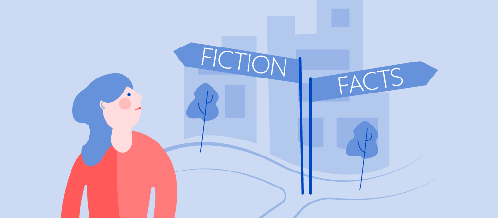 Separating facts from fiction: 6 tips for better sources in infographics