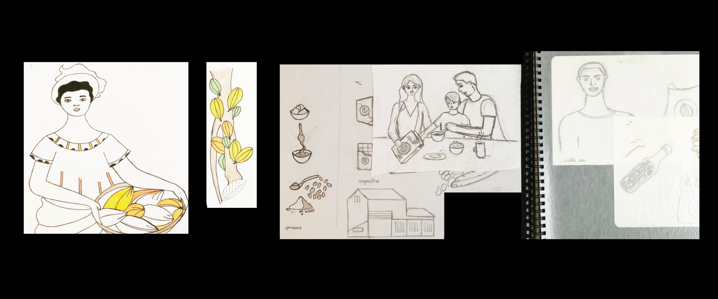 illustrations drawings